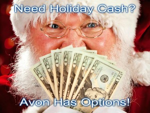 Need Holiday Cash